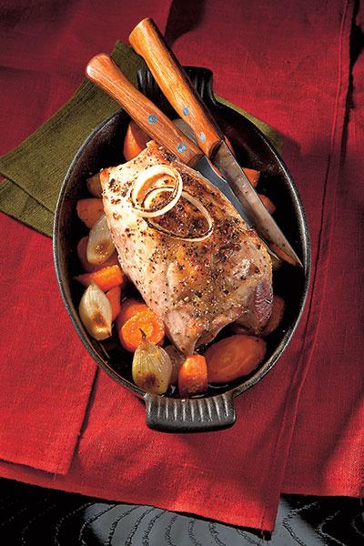 Жаркое из свинины: рецепт с фото