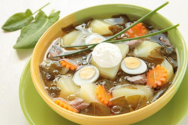 как приготовить овощной суп без мяса рецепт с фото