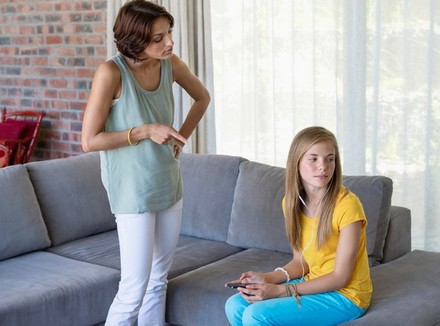«Невыносимые» матери воспитывают успешных дочерей