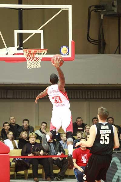 Баскетбол, «Красный Октябрь»