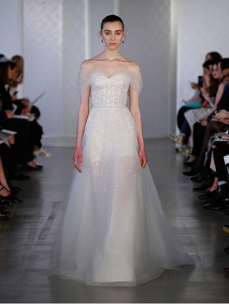 Лучшие коллекции Недели свадебной моды   галерея [3] фото [3]