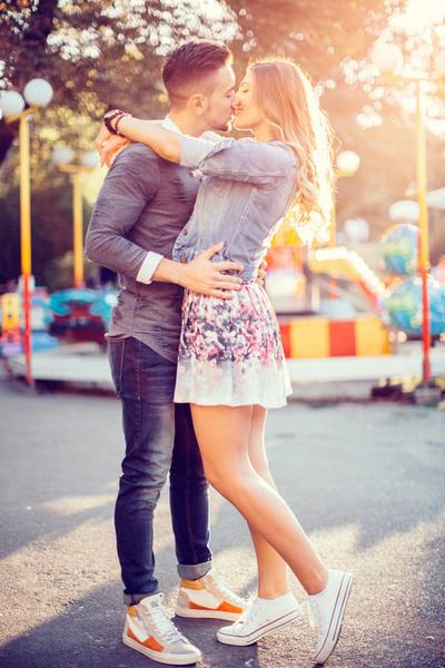 как одеться на первое свидание фото