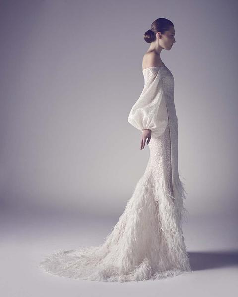 ЗАМУЖ НЕВТЕРПЕЖ: 10 самых красивых свадебных коллекций сезона | галерея [1] фото [6]