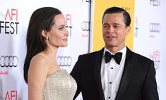Они уже помирились? Джоли и Питт проводят время вместе