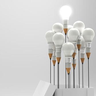 Чтобы развить свой творческий потенциал, для начала нужно поверить, что он у тебя есть