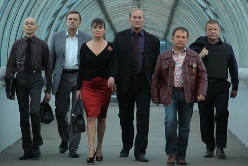 Сериал«Литейный», актеры