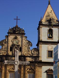 Салвадор - город, в котором веселье не прекращается круглые сутки