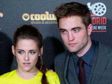 Роберт Паттинсона (Robert Pattinson) и Кристен Стюарт (Kristen Stewart)