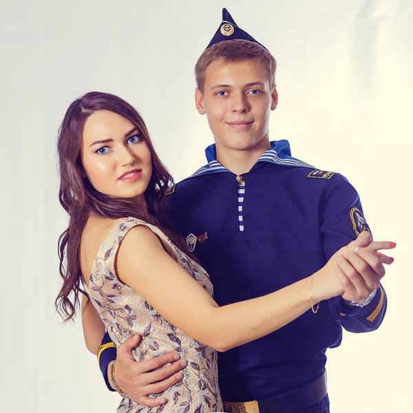 Антон Непомнящих и Ирина Кузьмина