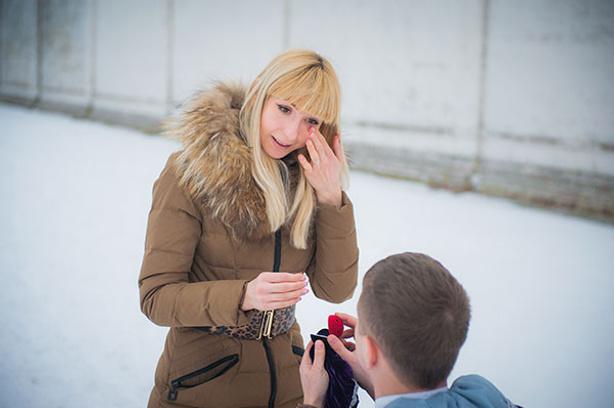 Алексей и его невеста Галина