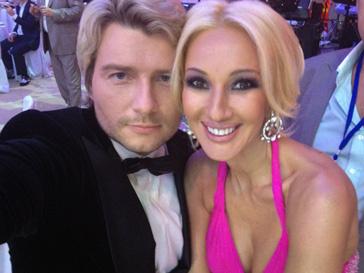 Лера Кудрявцева и Николай Басков