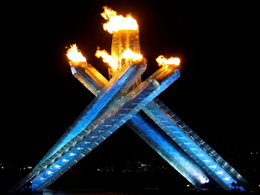 Олимпийский огонь в Ванкувере