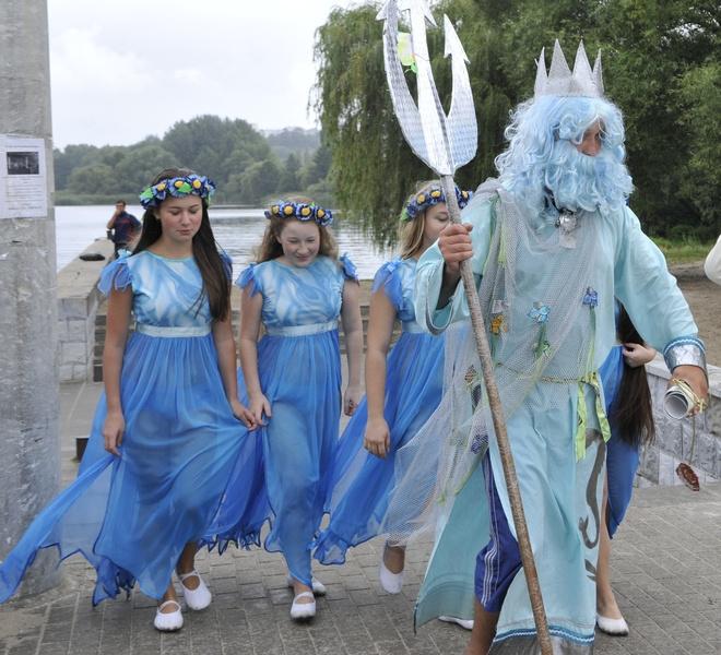 В Воронеже будет «День Нептуна» и праздничное шествие