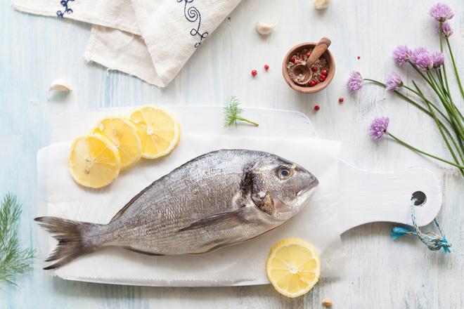 Витамины, содержащиеся в рыбе