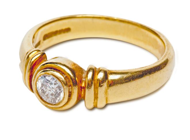 как очистить кольцо