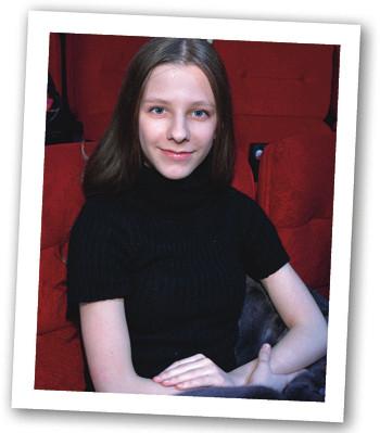 Лиза Арзамасова, актриса «В мире все взаимосвязано»