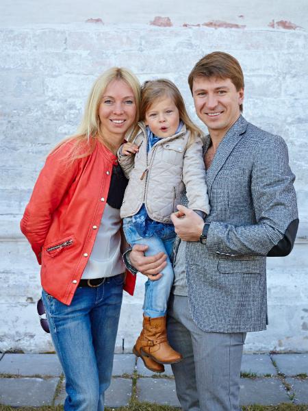 Алексей Ягудин и Татьяна Тотьмянина: фото