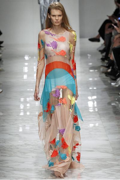50 лучших платьев Недели моды в Милане | галерея [1] фото [34]
