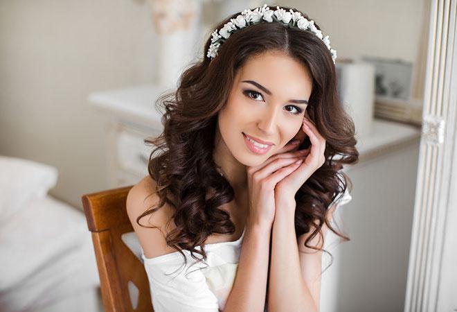 свадебный макияж Саратов