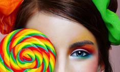Сила красоты в сладостях