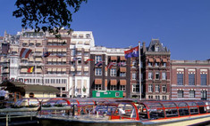 Отель в Голландии будет работать на энергии воды