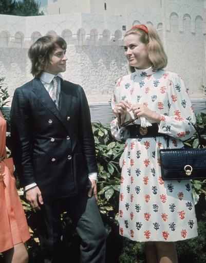 Грейс Келли, 1968 год