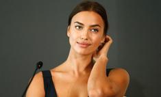 Ирина Шейк – одежды все меньше