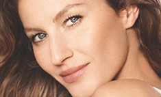 Жизель Бюндхен стала лицом Chanel № 5