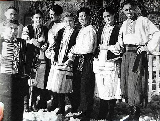 Первая любовь Гагарина
