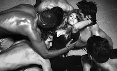 Мадонна сняла в клипе обнаженных украинских танцоров