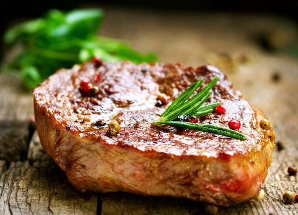 Мягкая и сочная говядина
