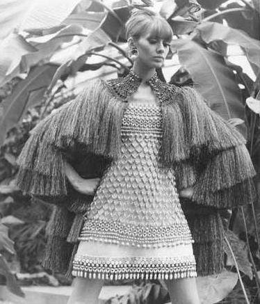 «Африканская коллекция», YSL, 1967