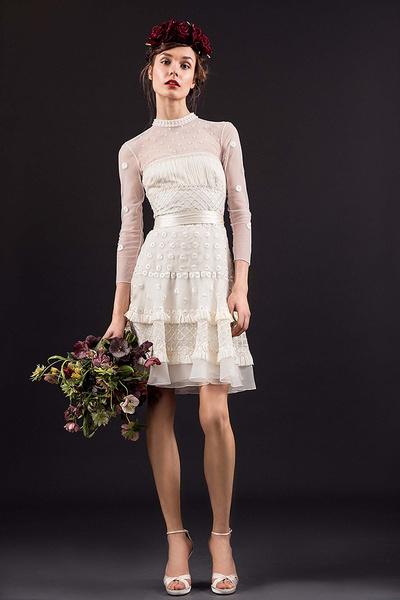 Лучшие коллекции Недели свадебной моды   галерея [4] фото [8]