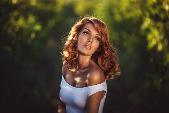 Топ-10 рыжеволосых красавиц Оренбурга