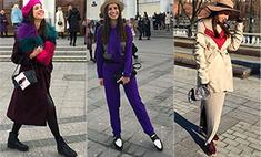 Street style по-саратовски: 5 образов Алины Ковалевой с Недели моды