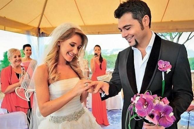 Свадьба Ковальчук и Чумакова фото