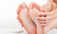 Рекомендации дерматолога: средства для удаления сухости кожи ног