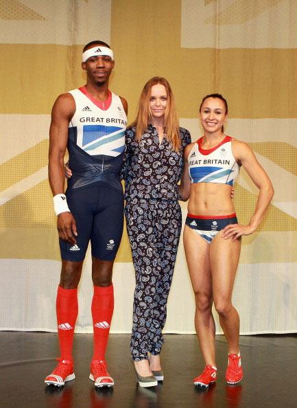 Олимпиада в Лондоне 2012: форма команды Великобритании