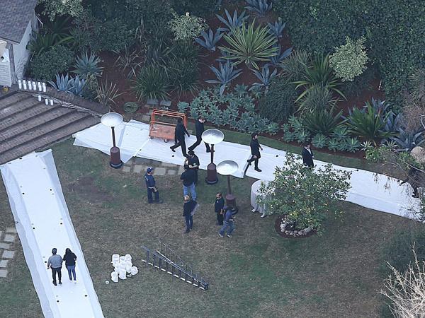 Свадьба Камерон Диас фото