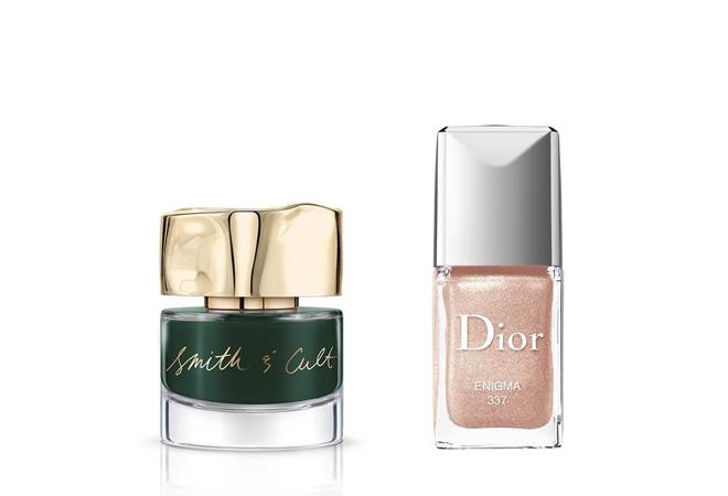 лаки для ногтей Smith& Cult, Dior