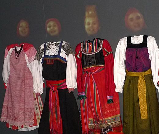 Национальный костюм: Воронежская область фото