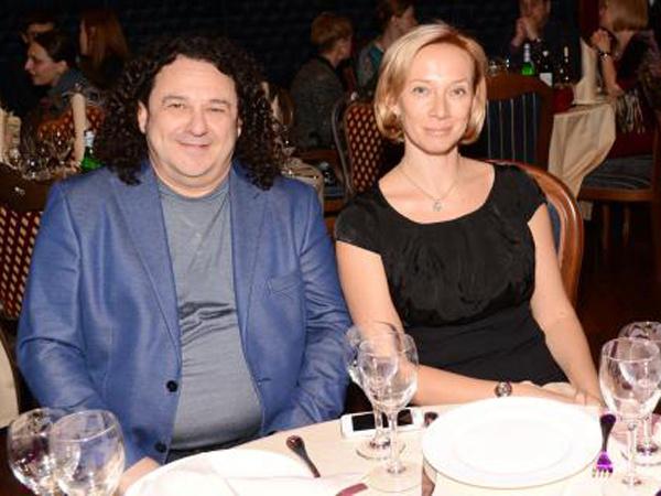 Игорь Саруханов и Татьяна