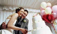 Свадьба в белом цвете — основы оформления