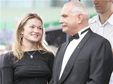 Никита Михалков стал дедом в шестой раз
