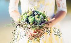 Цветочное безумие: как менялась мода на свадебные букеты
