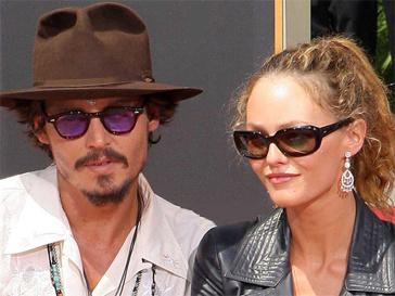 Джонни Депп (Johnny Depp) и Ванесса Паради (Vanessa Paradis) были вместе 14 лет.