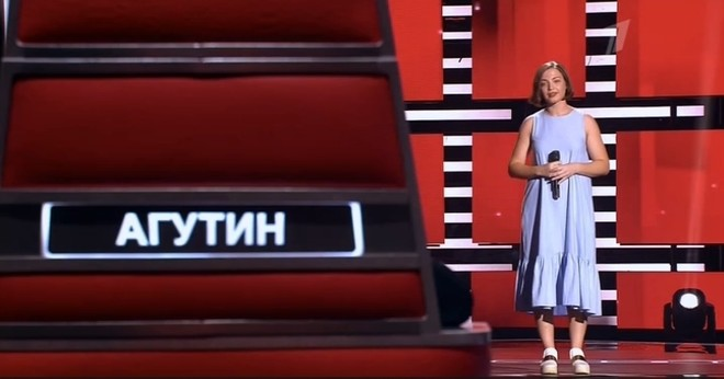 Дарья Антонюк – участница пятого сезона шоу «Голос», команда Леонида Агутина