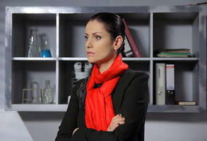 Анна Ковальчук в сериале «Тайны следствия»