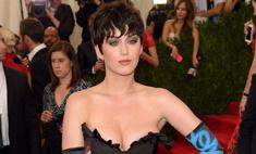 Платье Кэти Перри стало причиной скандала