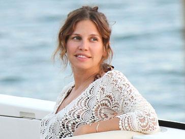 Даша Жукова родила дочь в начале апреля 2013 года